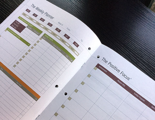 photo about Whitney English Planner titled Easiest Planner for Homeowners - Paper Planners, Workbooks